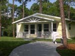A home in Port Charlotte uses PATH technology to strengthen the shell of the building.