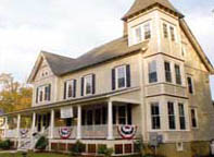 The Raritan Inn may be the first zero-energy remodel in the United States.