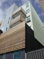 Folsom Dore apartments in San Francisco, a green, efficient, affordable project.